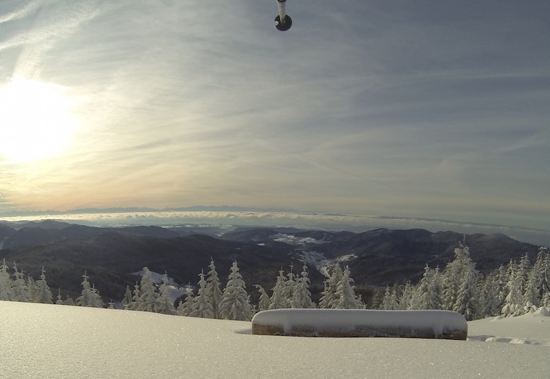 Winter Skitour Köhlgarten