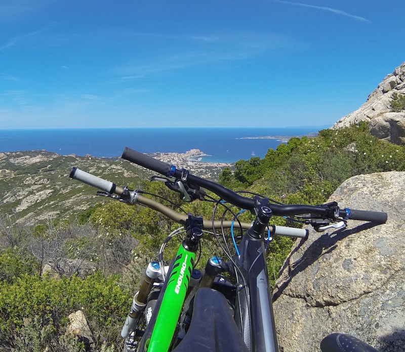 MTB Korsika