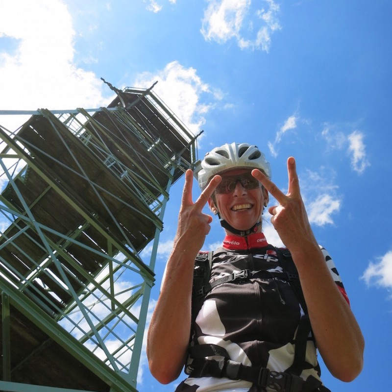 MTB Andrea 4 Peaks im Schwarzwald