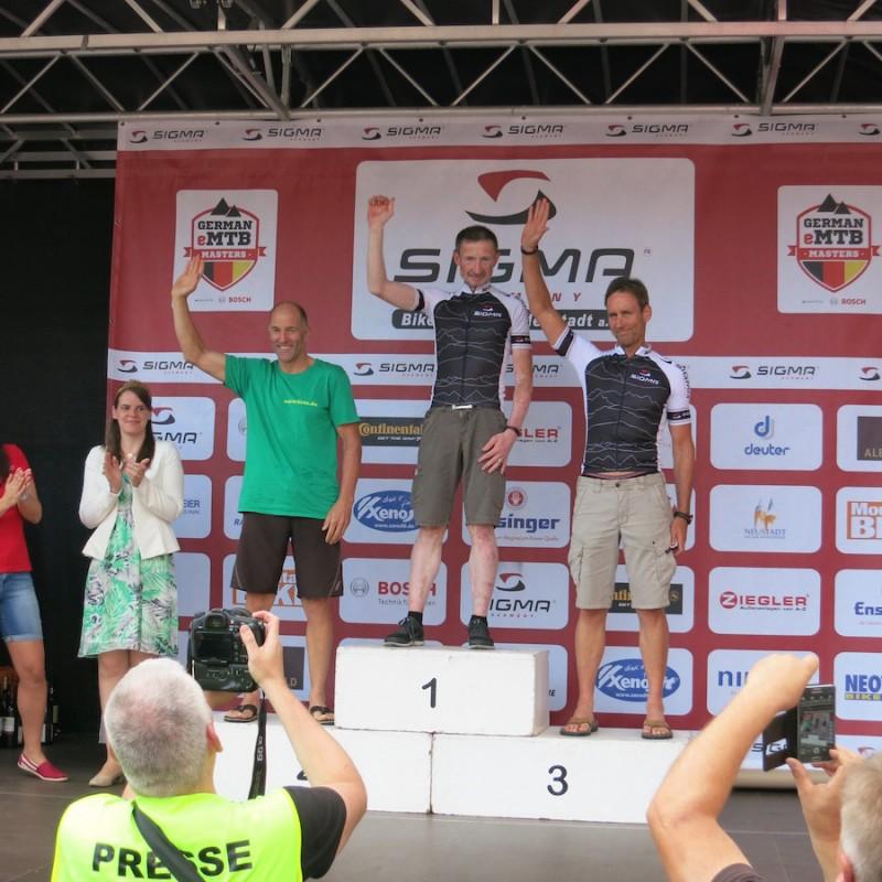 MTB Rennen in Neustadt