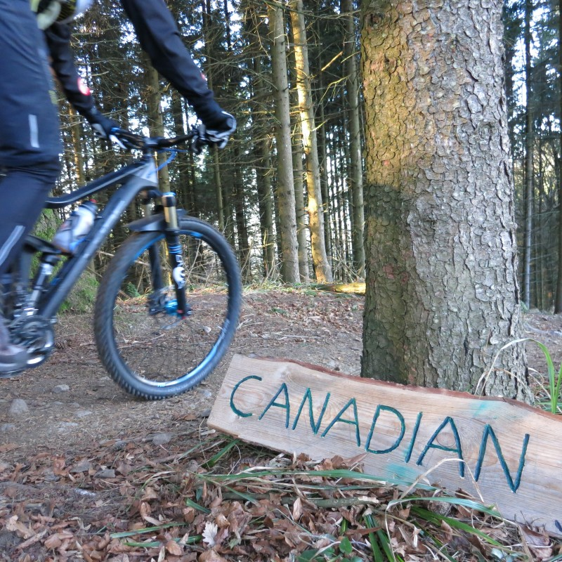 MTB Canadian Trail
