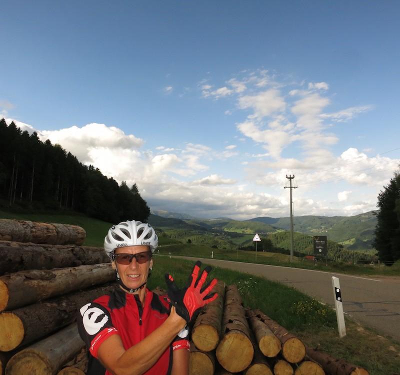 Sallneck und die 5 Peaks
